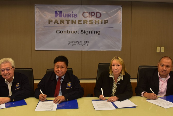 CIPD-HURIS partnership